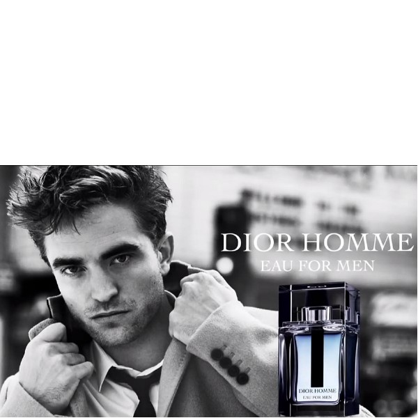 Clip Robert Pattinson Dior Homme