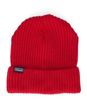 Bonnet Coton Fisherman Rouge