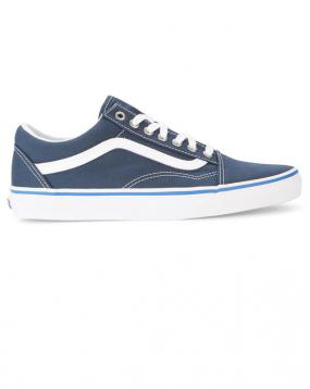 Old Skool Canvas Bleu Marine