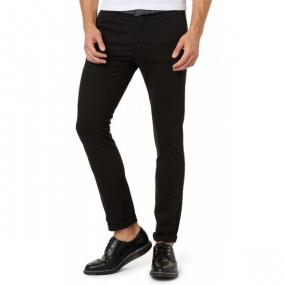 Pantalon TOM TAILOR DENIM Solid Skinny Chino With Belt