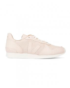 Sneakers Holiday Bastille Cuir Nude