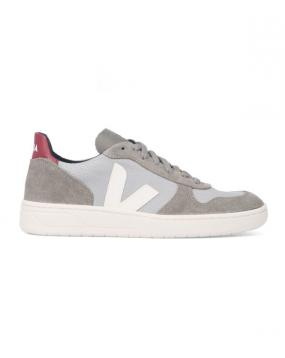 Sneakers V10 Mesh Gris Taupe