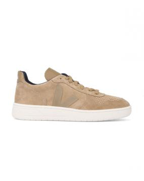 Sneakers V10 Suede Camel
