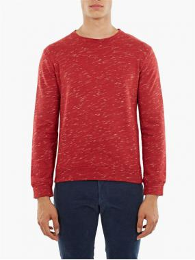 Sweat Col Rond Jeremie Rouge Chin