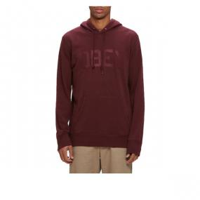 Sweats ? capuche North Point HoodObey North Point Hood, Burgundy, XL
