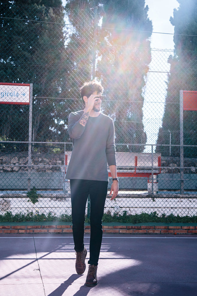 Slow Fashion Homme • Look 1